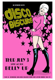 disco biscuits poster