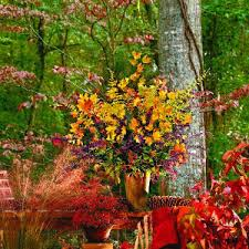 autumn arrangements