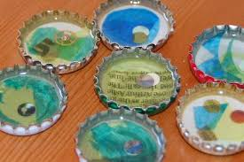 bottle cap charms
