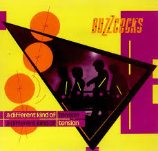 Buzzcocks - A Different Kind Of Tension / Singles Going Steady