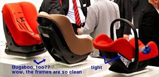 bugaboo car seats