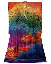 itchiku kubota kimono