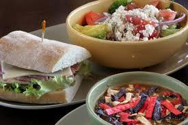 panera bread salads