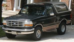 94 ford bronco