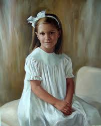 oil paintings of children