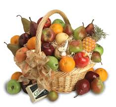 pictures of fruit baskets
