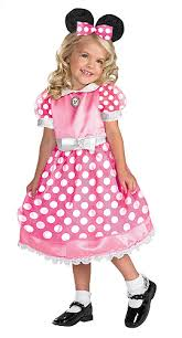 childrens minnie mouse costume