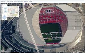 pictures of soccer stadiums