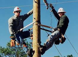 electric lineman