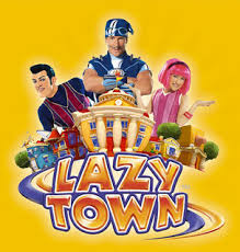 lazy town posters