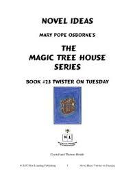 magic tree house 23