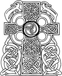 celtic cross patterns