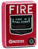 notifier pull station