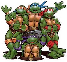 teenage mutant ninjas turtles