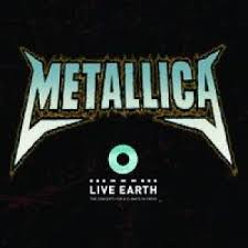 metallica live from live earth