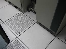 data center raised floor