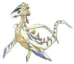 Digimon Adopts Xaki Game Plesiomon