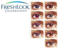 freshlook colorblends toric colors
