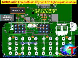 keypad led