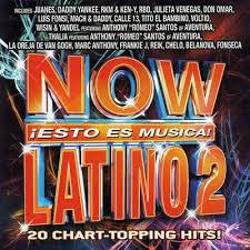 now esto es musica latino