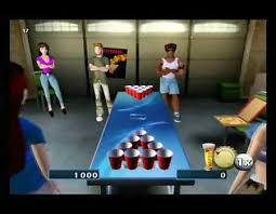 beer pong table ideas