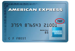 american express card numbers