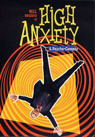high anxiety dvd