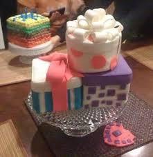 fondant cake idea