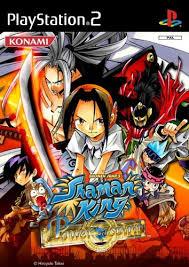 shaman king video game