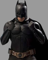 batman begins suit