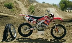 2001 honda cr250