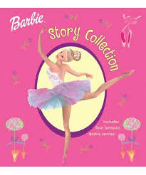 barbie story books