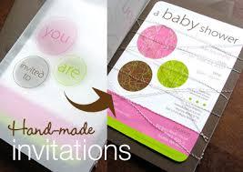 modern baby shower ideas