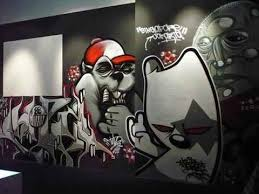 black urban art