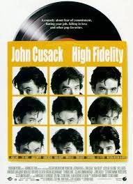 high fidelity movie poster