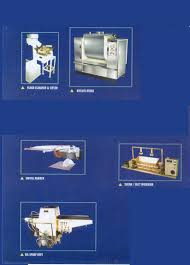 biscuit machinery