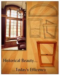 historic wood windows
