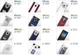 panasonic mobile phones