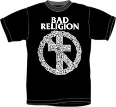 bad religion tshirt