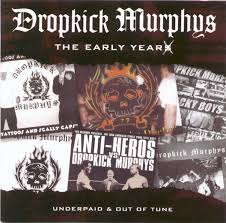 dropkick murphys album
