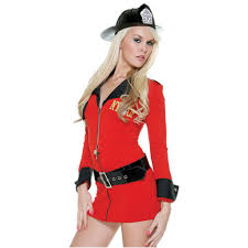 girl fireman