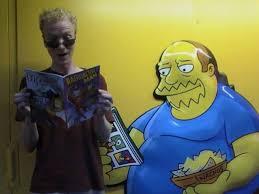 radioactive man comics
