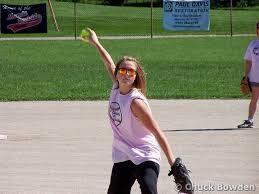 fast pitch soft ball