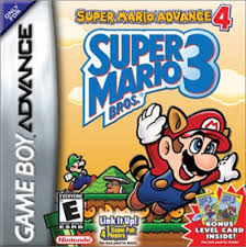 gameboy advance mario bros