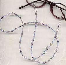 beaded glasses holder