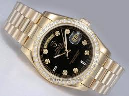 rolex oyster perpetual date gold