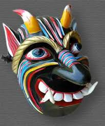 mask of mexico