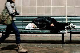australia homeless