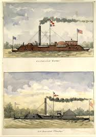 civil war ironclad ships