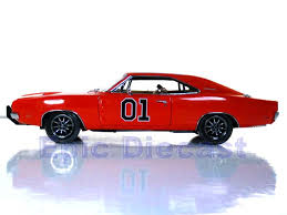 1969 dodge charger dukes of hazzard